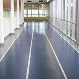 Omnisports 8.3 synthetic running track flooring