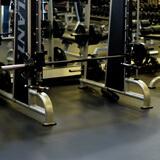 Plancher X-Mat en caoutchouc pour les gyms et centres de conditionnement physique