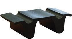 Coussinet en caoutchouc pour sous-plancher - UltraFlex