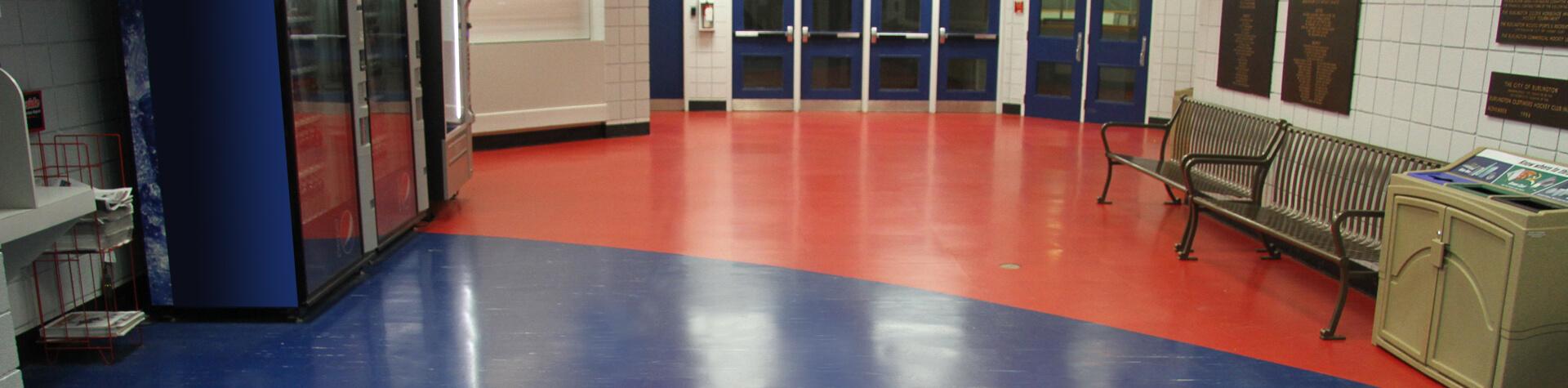 Dynamic Sports Hall Flooring Gurus Floor