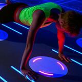 Plateforme d'entraînement pour une expérience de conditionnement physique innovatrice
